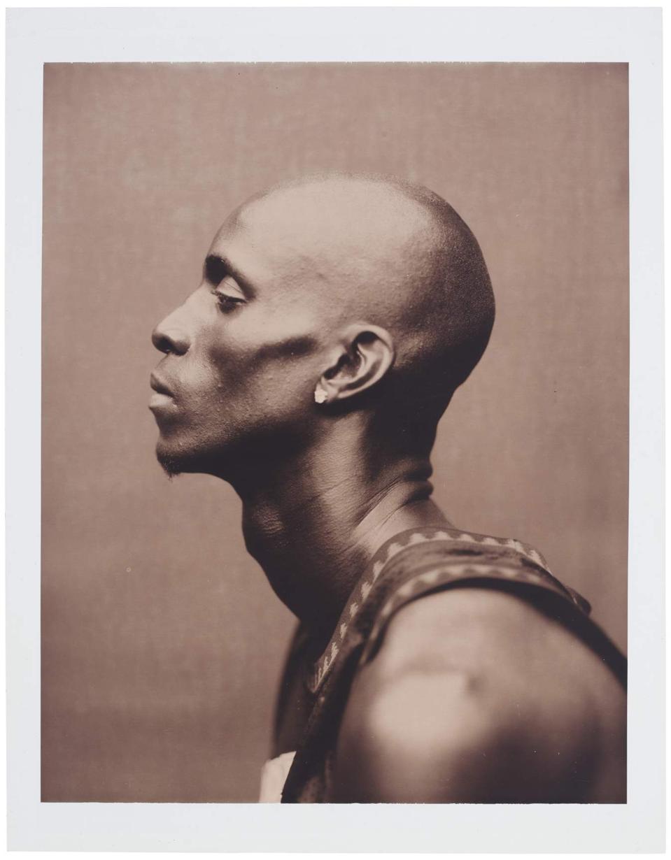 portrait of Kevin Garnett