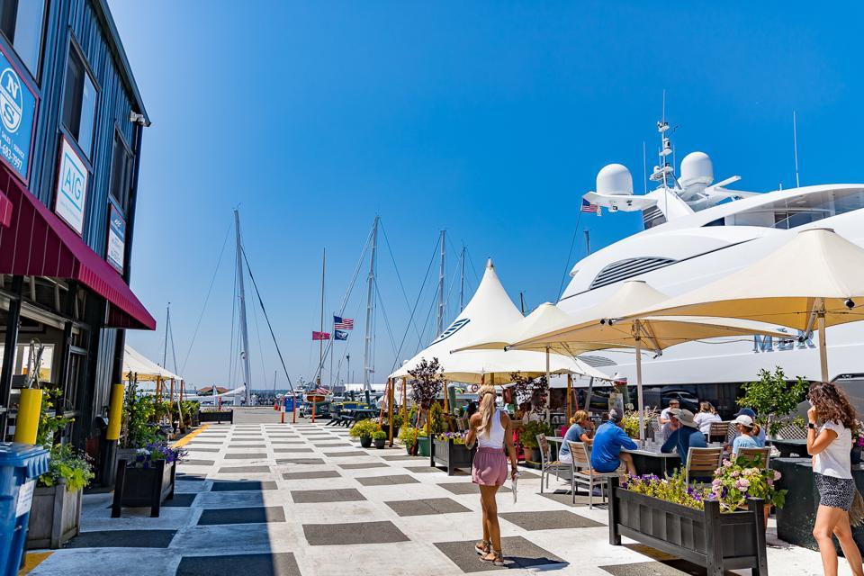 5 Restaurants In Newport Ri To Visit This Summer