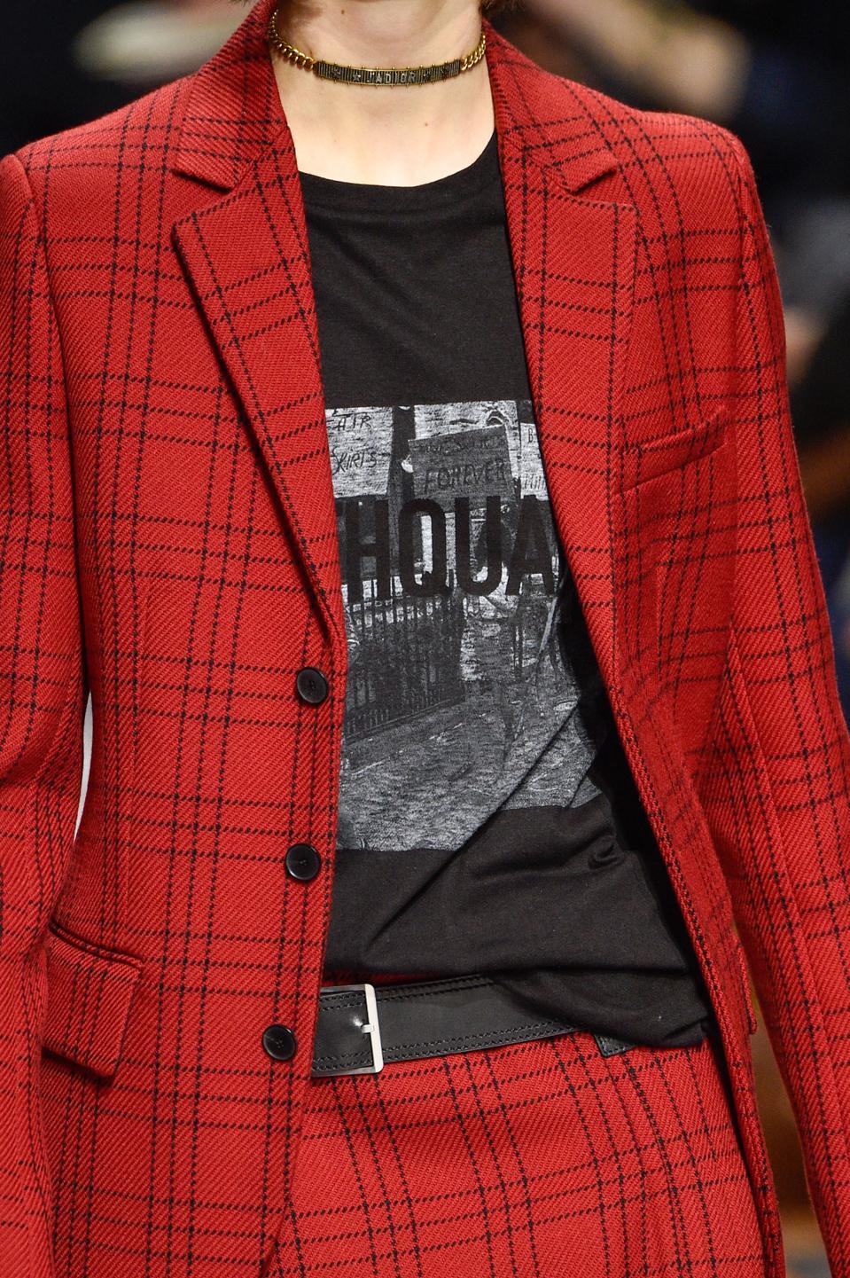 Christian Dior : Runway - Paris Fashion Week Womenswear Fall/Winter 2018/2019