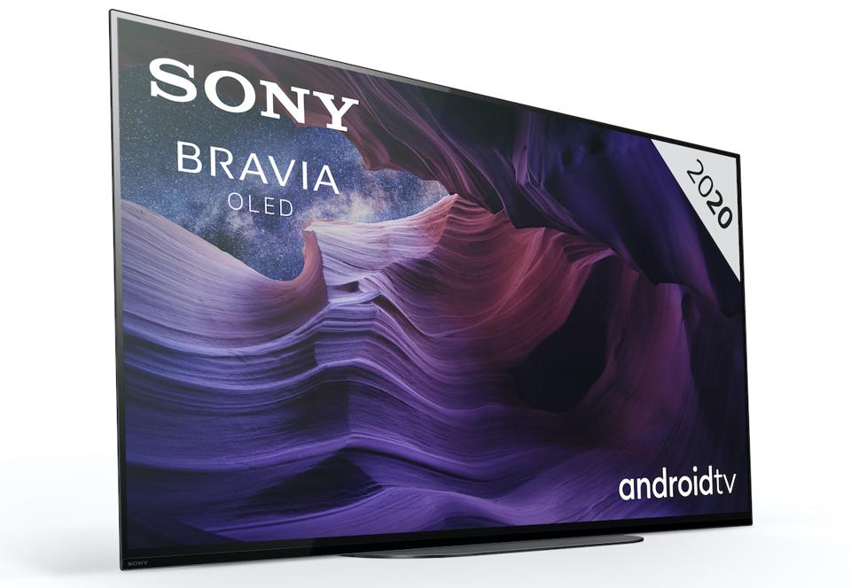 The Sony 48A9 OLED TV