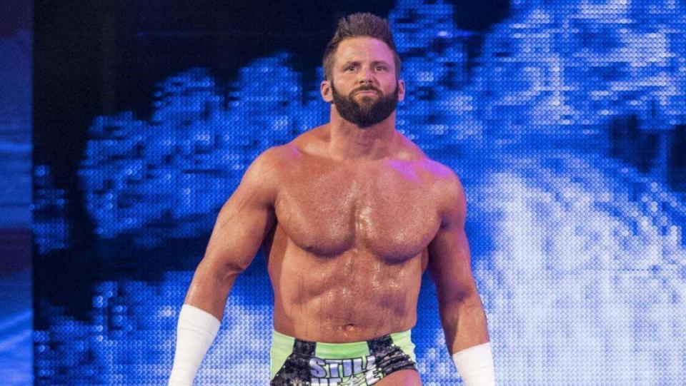 Zack Ryder debuted in AEW as Matt Cardona.