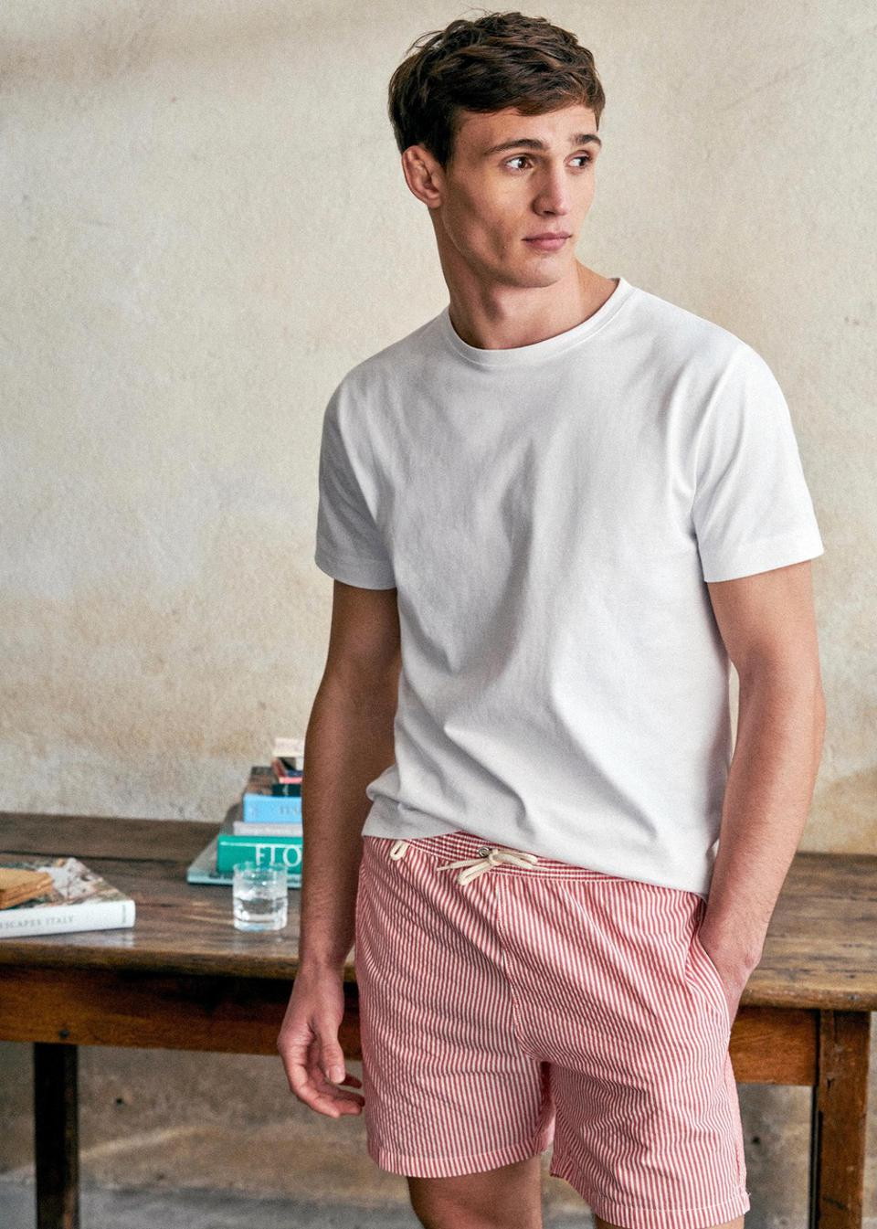 The Rob Swim shorts from French brand Octobre