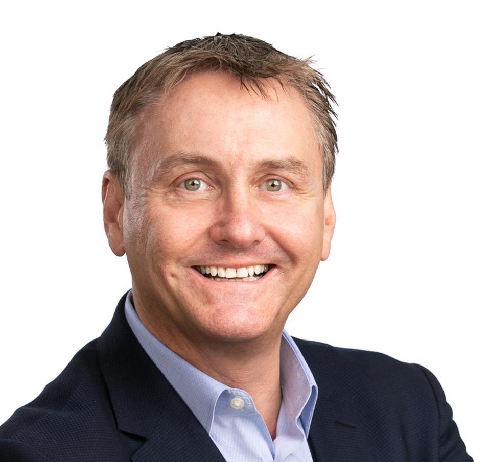 headshot: Craig Charlton, CEO, SugarCRM