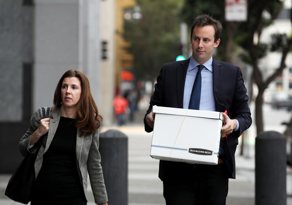 L'ex ingegnere Uber e Google Anthony Levandowski ritorna in tribunale