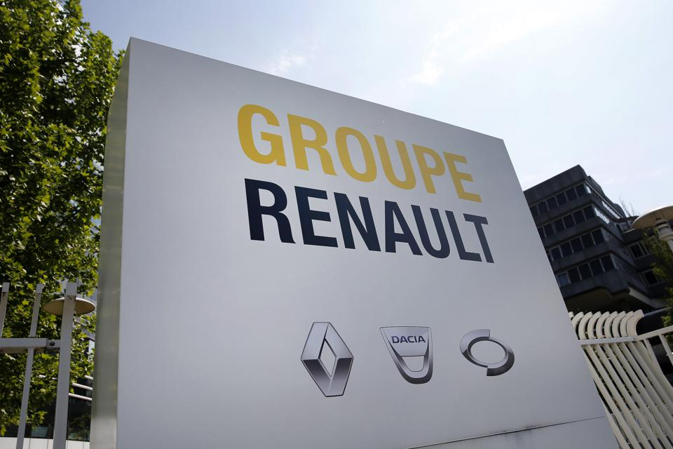 France's Renault has clocked up one of the worst automotive half-year losses of all time.