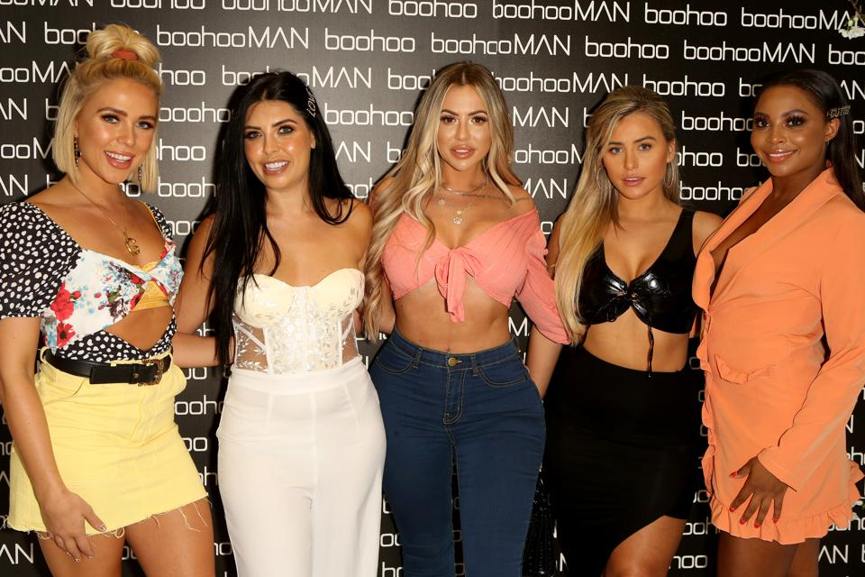 Love Island Launch night with boohoo.com at the Shankly Hotel