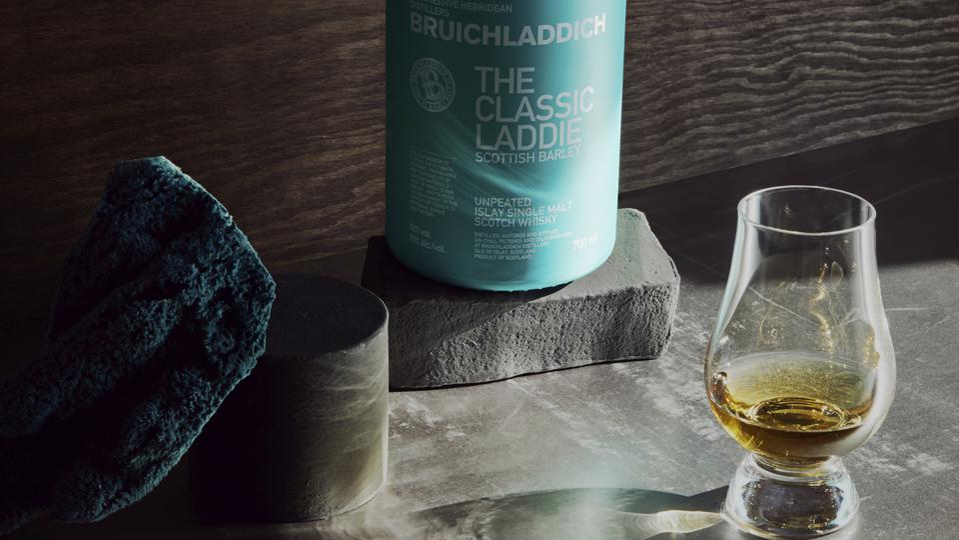 Bruichladdich scotch whisky transparency single malt Compass Box