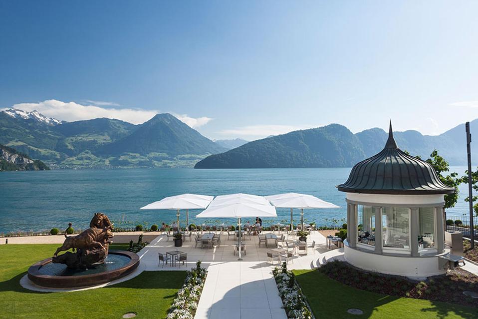 Park Hotel Vitznau at Lake Lucerne Riviera