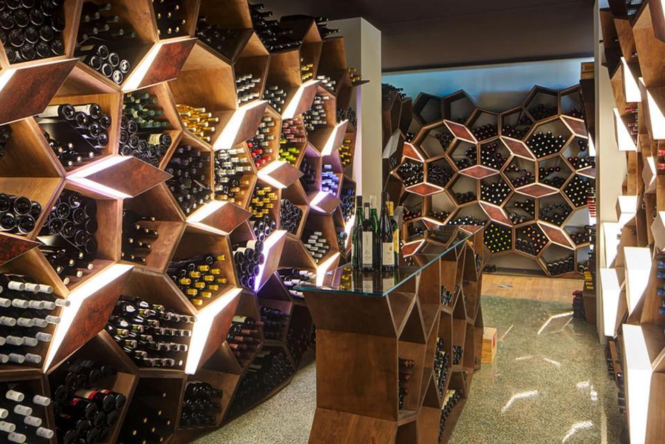 Vintage Wine Cellar at Park Hotel Vitznau