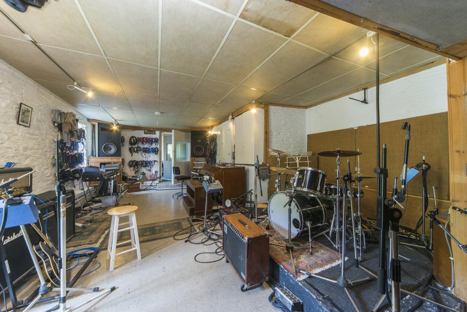The Sawmills Studio