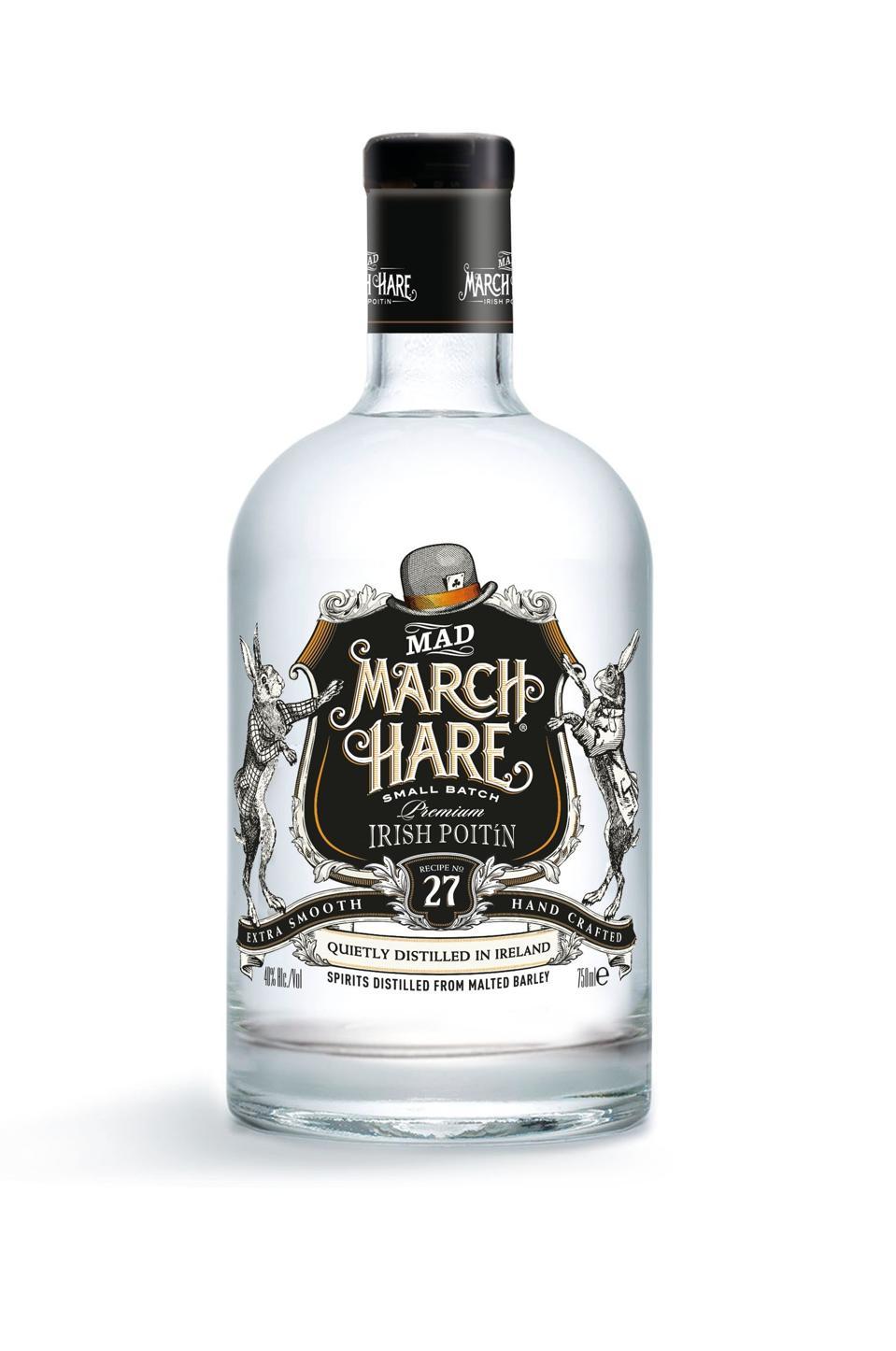 Mad March Hare Irish Poitín