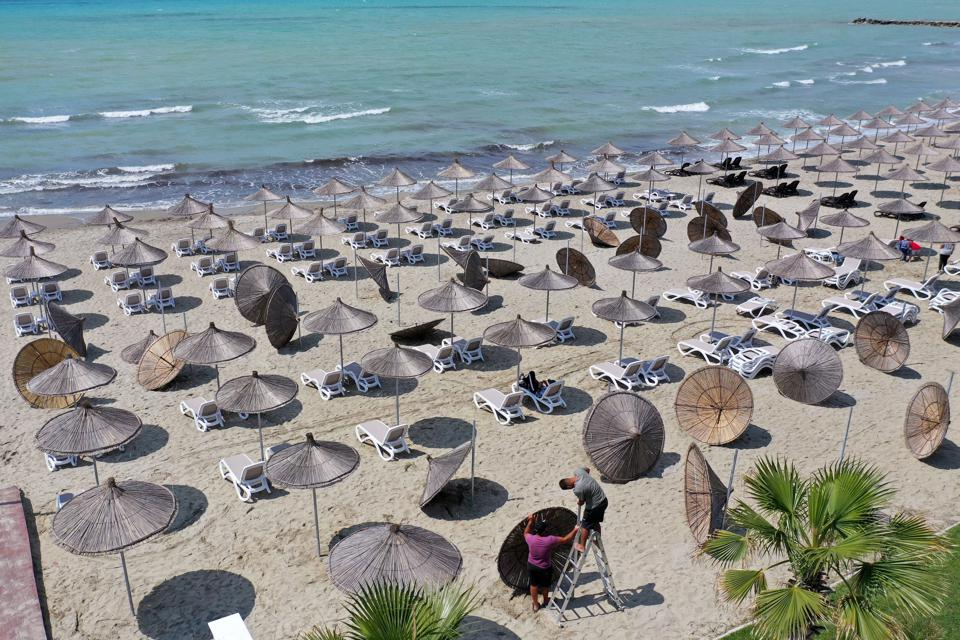 Bach In ALBANIA, open to international tourism