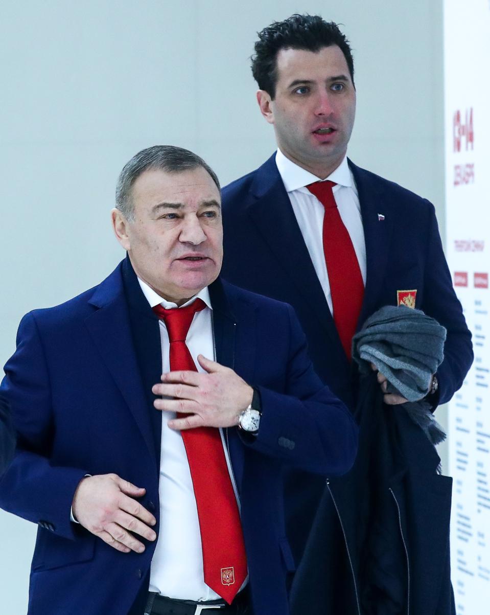 World Hockey Forum 2018 in Moscow