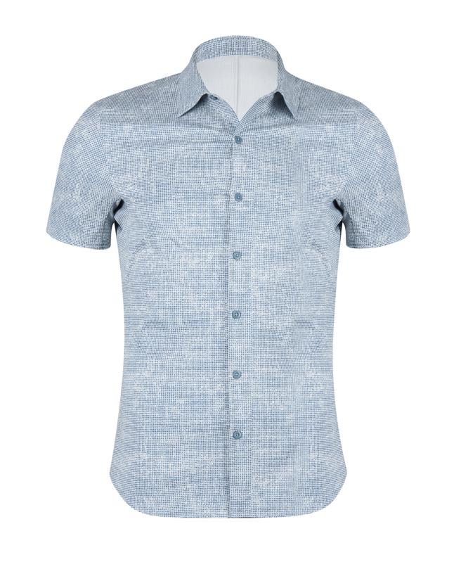 lululemon's Airing Easy Short Sleeve Shirt designed for on the move activities