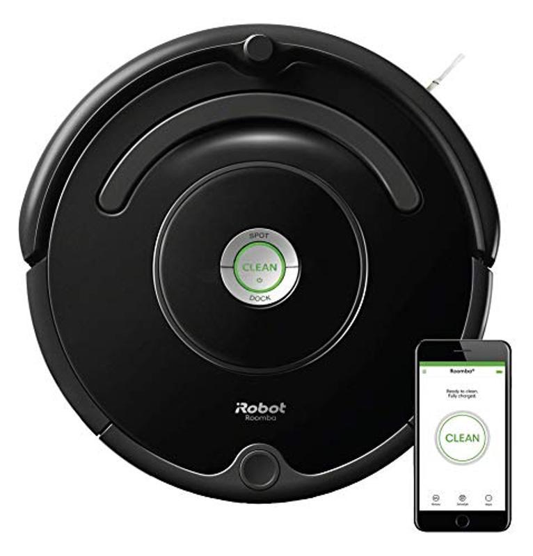 iRobot Roomba 675 Robot Vacuum iRobot Roomba 675 Robot Vacuum