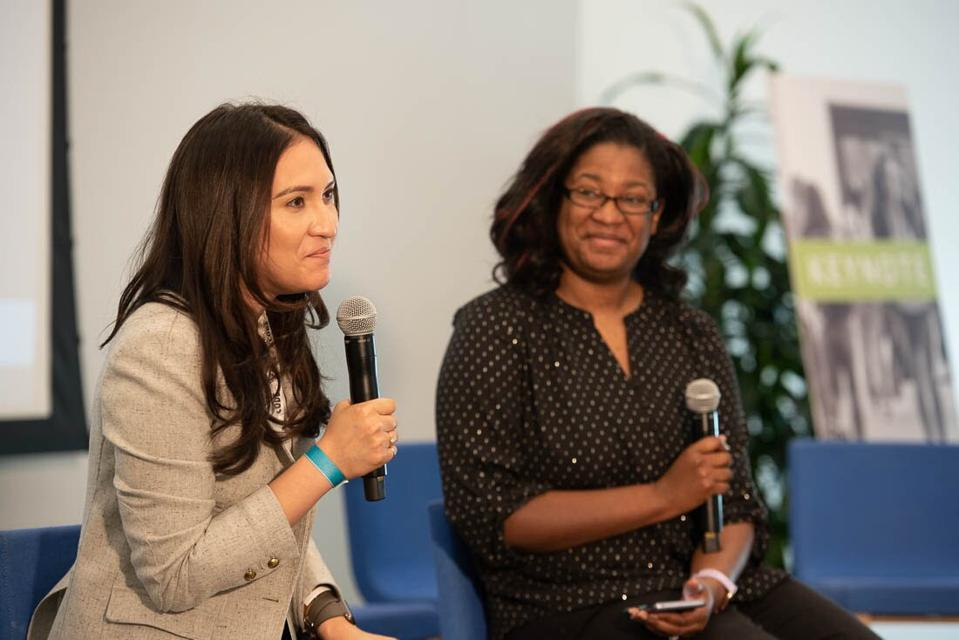 Fireside Chat with Sara Haider and Erica Stanley