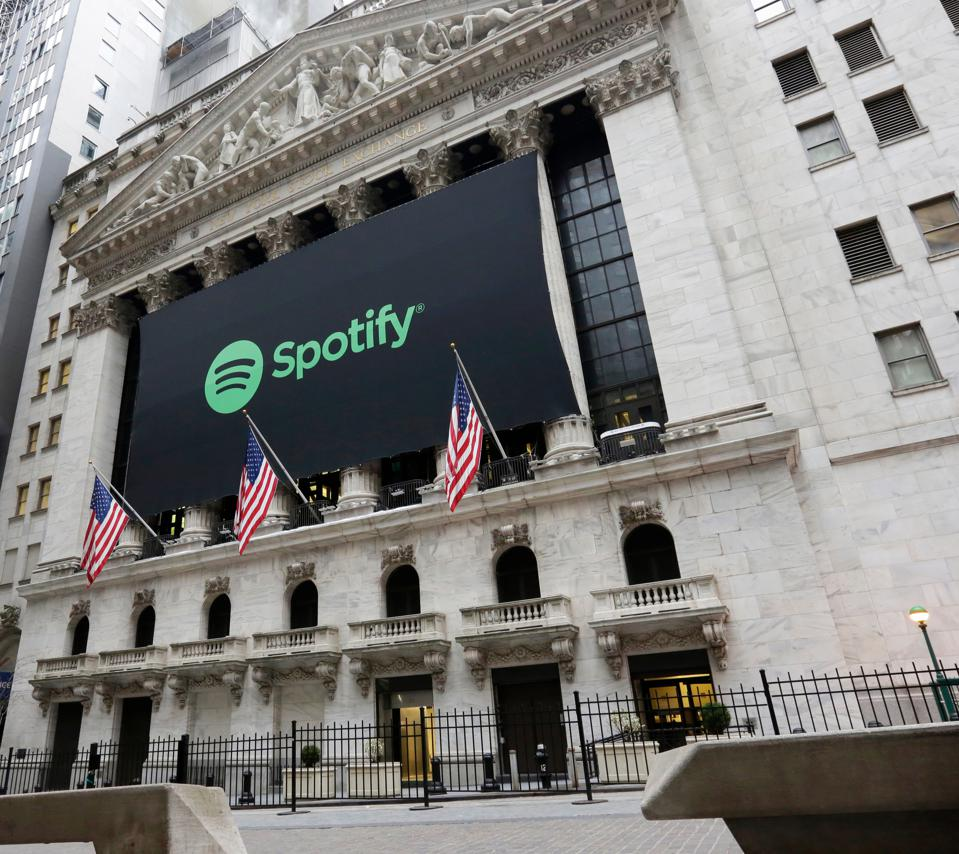 Spotify expands deeper into podcast business.
