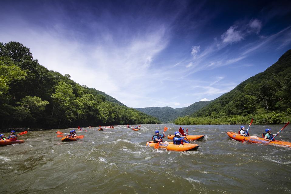 Upper New River Rafting