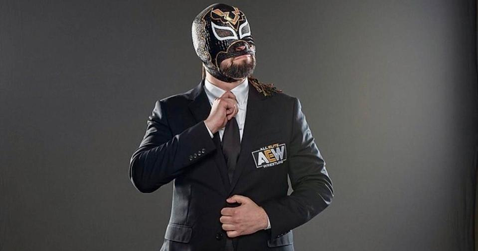 AEW announcer Excalibur is in hot water after old footage surfaced of him using the n-word.