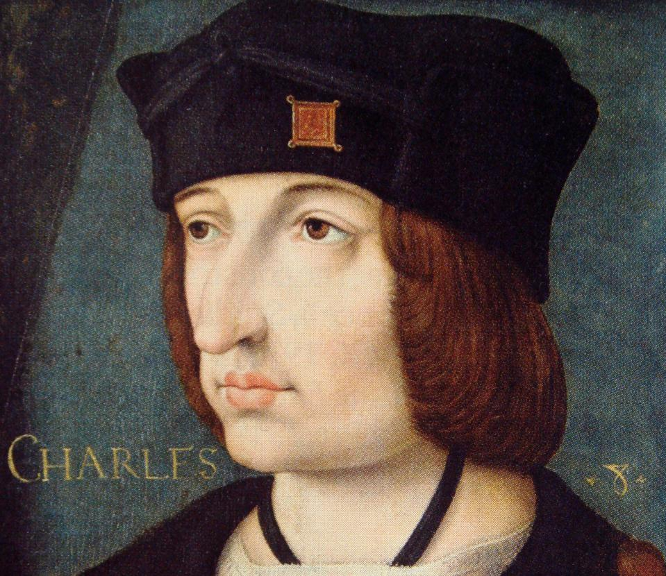 Charles VIII the Affable, King of France