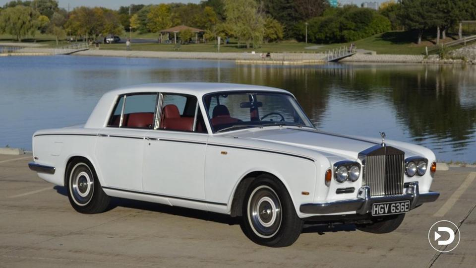 1969 Rolls-Royce Ghost Silver Shadow