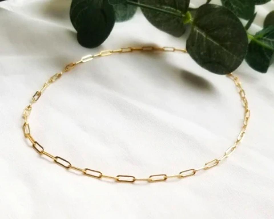 Kind Karma Company Linked Necklace