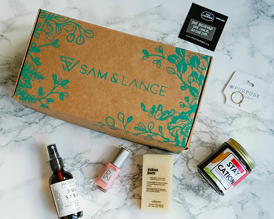 Sam & Lance Subscription Box