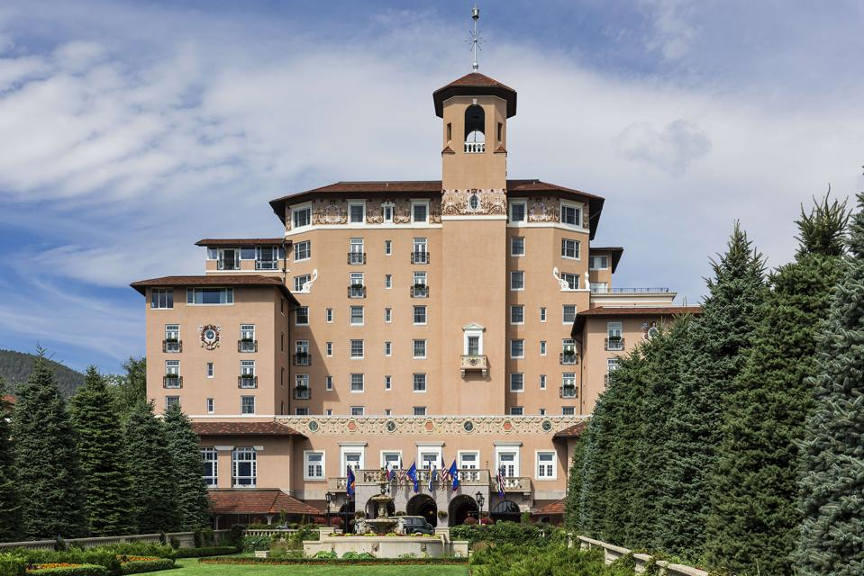 The Broadmoor Resort Hotel...