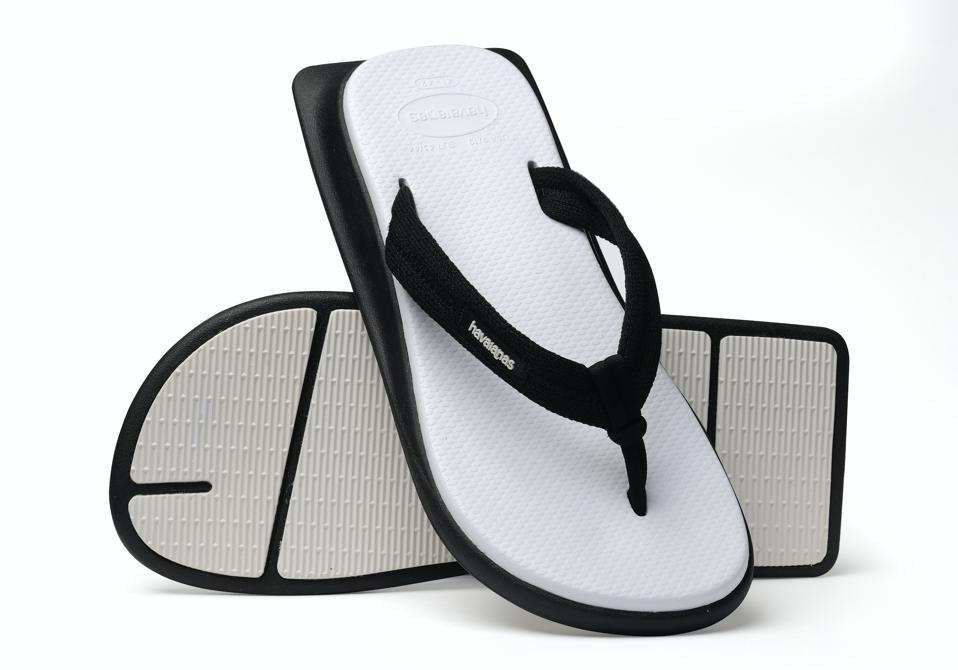 Japanese Zori sandal, Havaianas