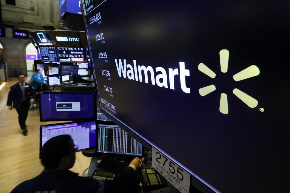 Virus Outbreak Walmart