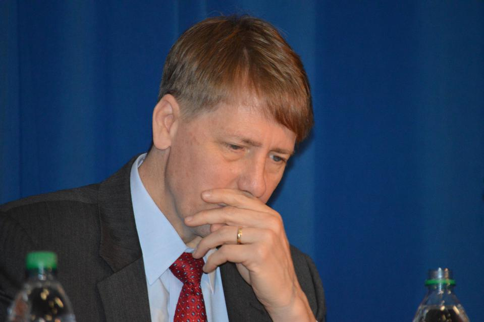 Current CFPB Director Richard Cordray (AP Photos/Russell Contreras)