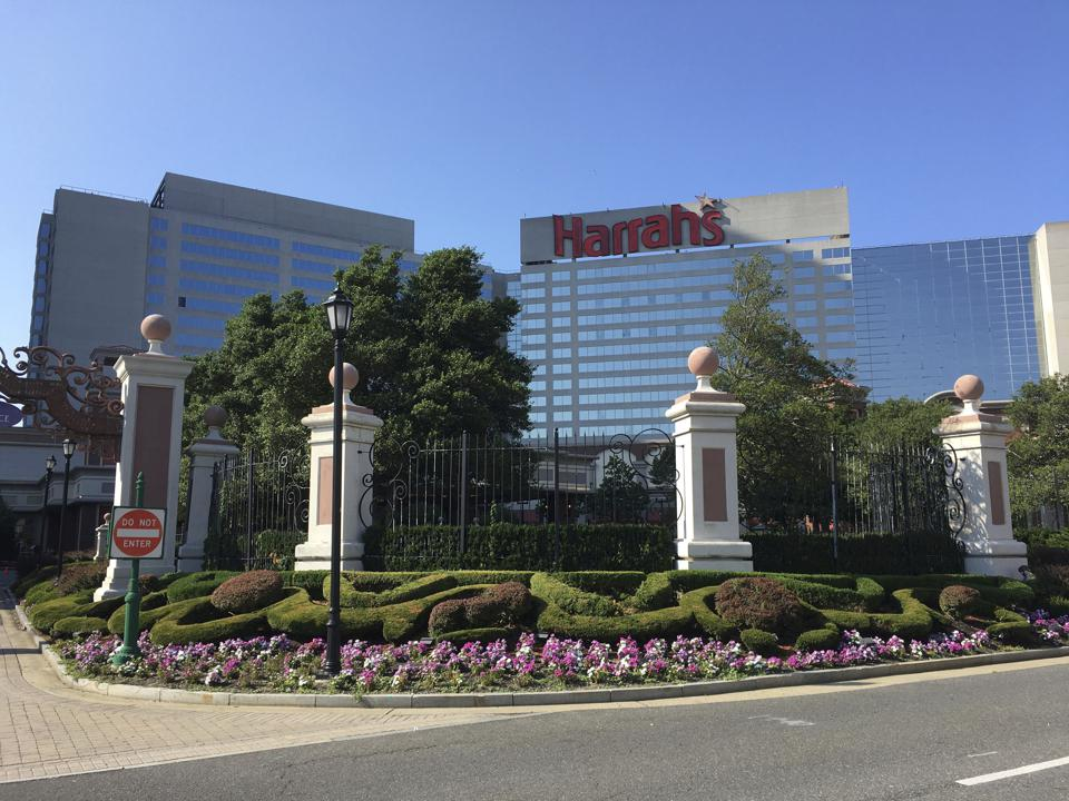 Harrah's Hotel and Casino in Atlantic City, NJ - 7/4/20