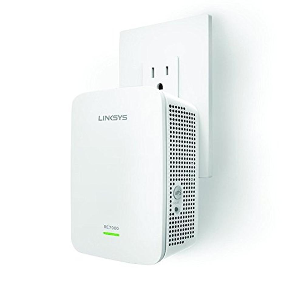Linksys RE7000 Gigabit Range Extender