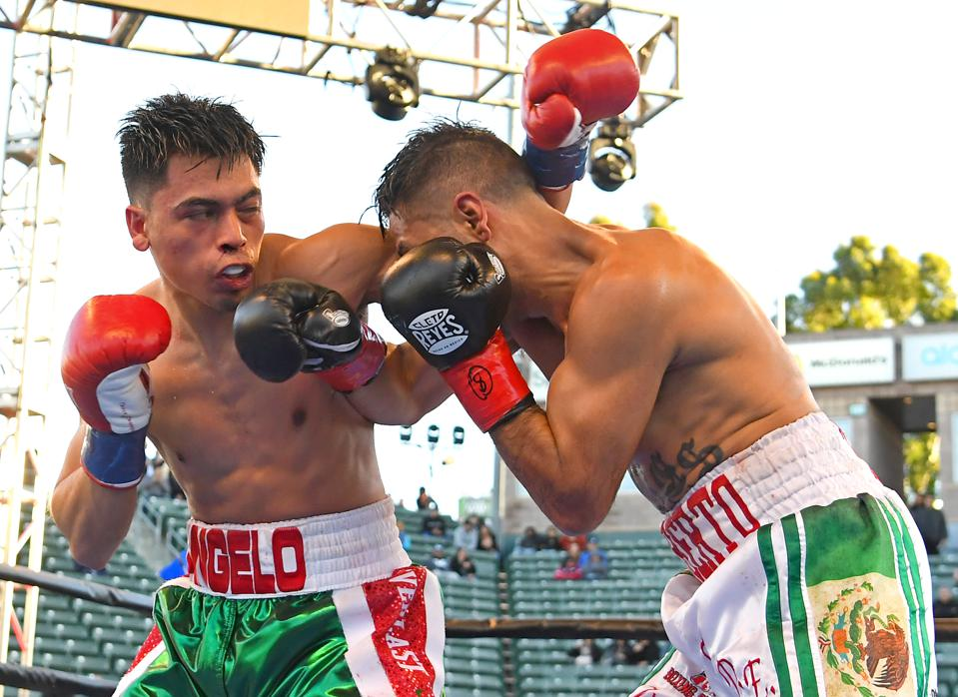 Angelo Leo vs Tramaine Williams boxing odds Srisaket Sor Rungvisai