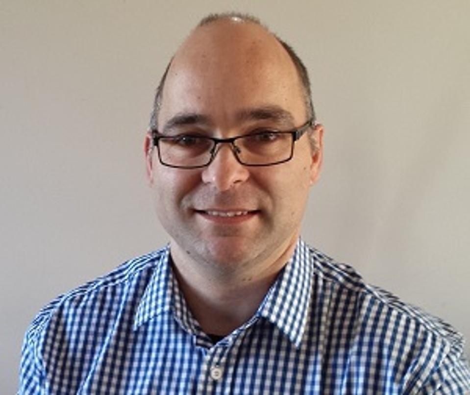 Murray Swift, a digital marketing specialist.
