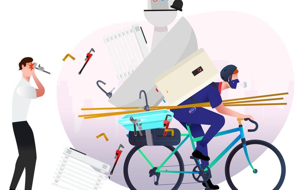 bike plumber
