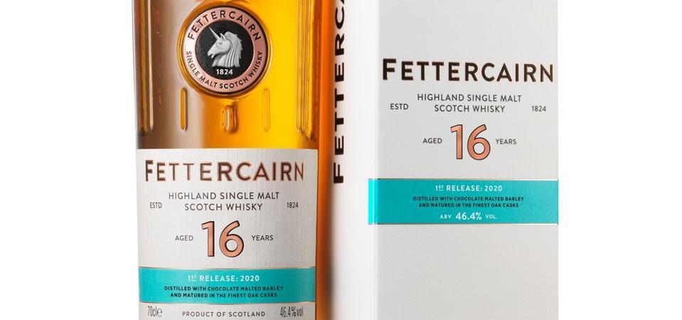 Whisky review single malt scotch Fettercairn