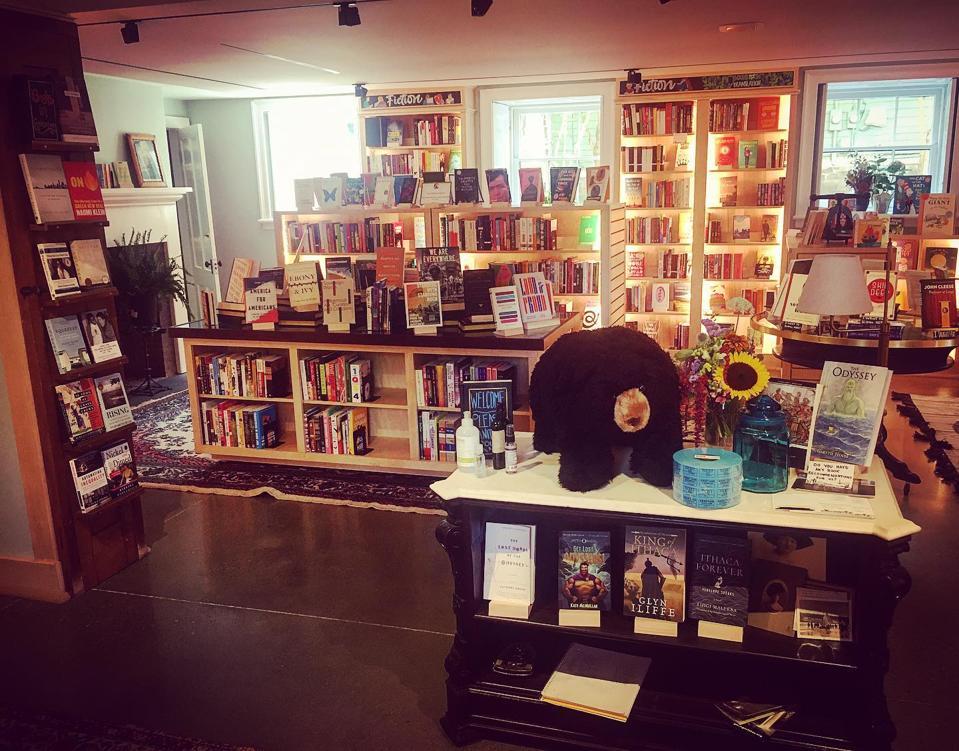 odyssey bookstore ithaca new york