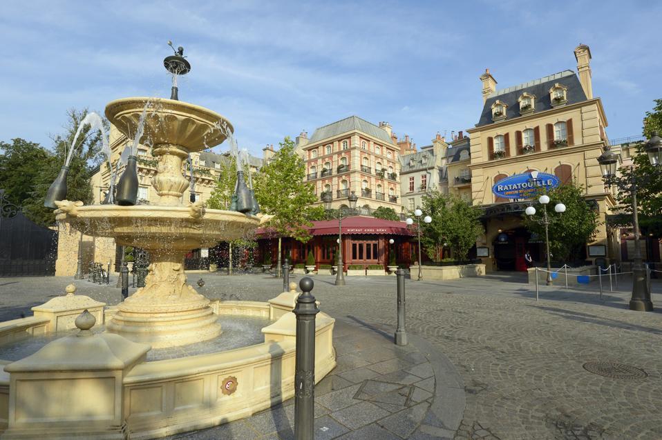 FRANCE-TOURISM-EURODISNEY