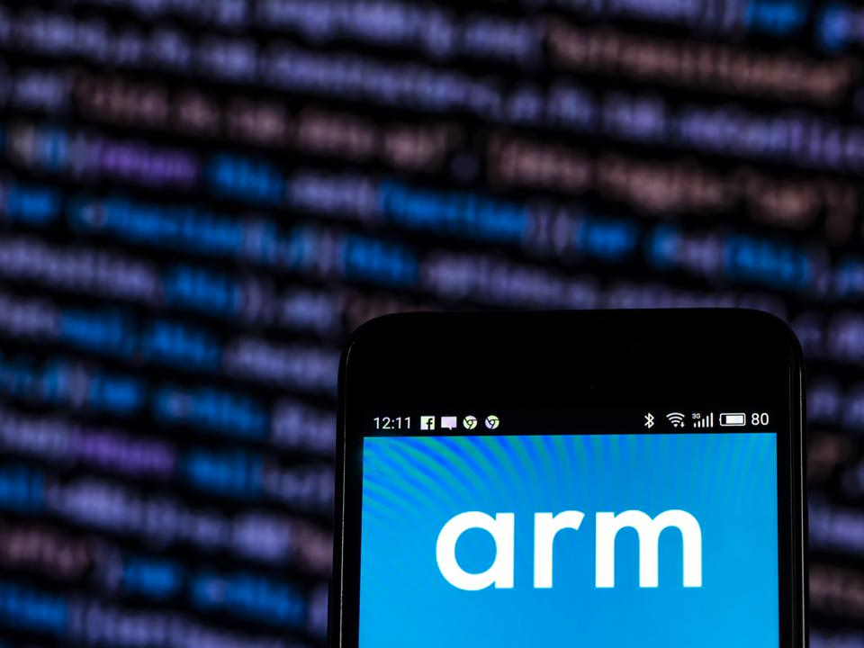 Arm Holdings is owned by Soft Bank Group and its Vision Fund