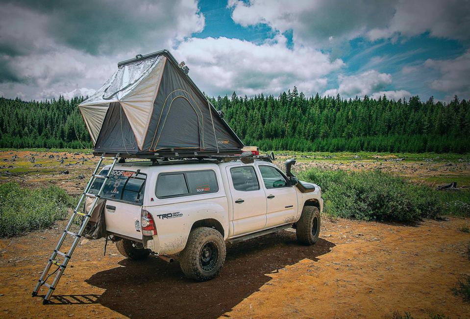 Roofnest tents start at around $2,000.