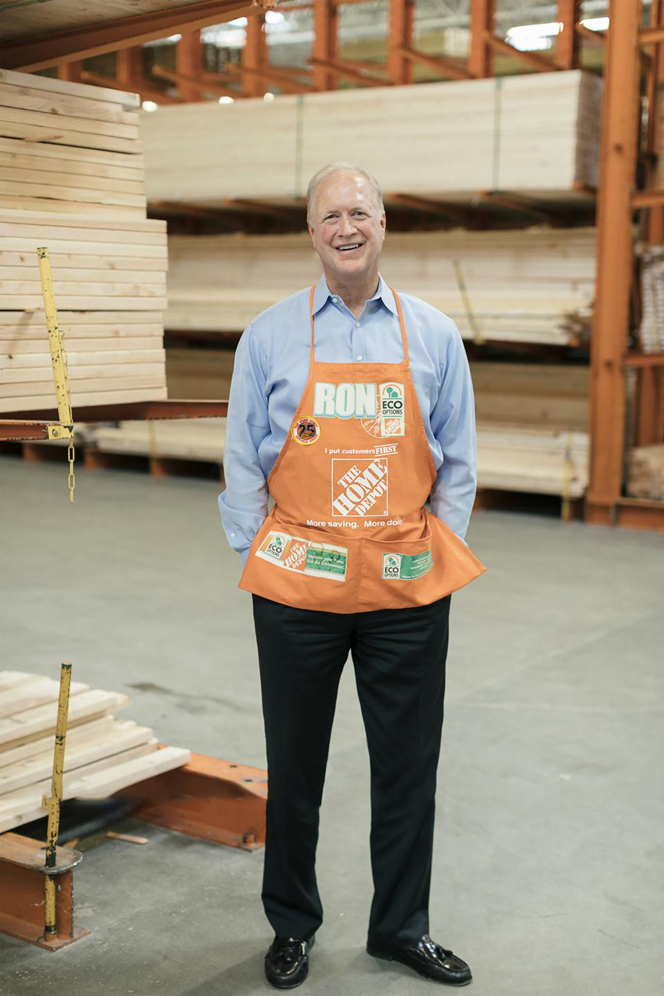 Purpose At Work: How Home Depot Elevates Sustainability and Impact to Drive Growth