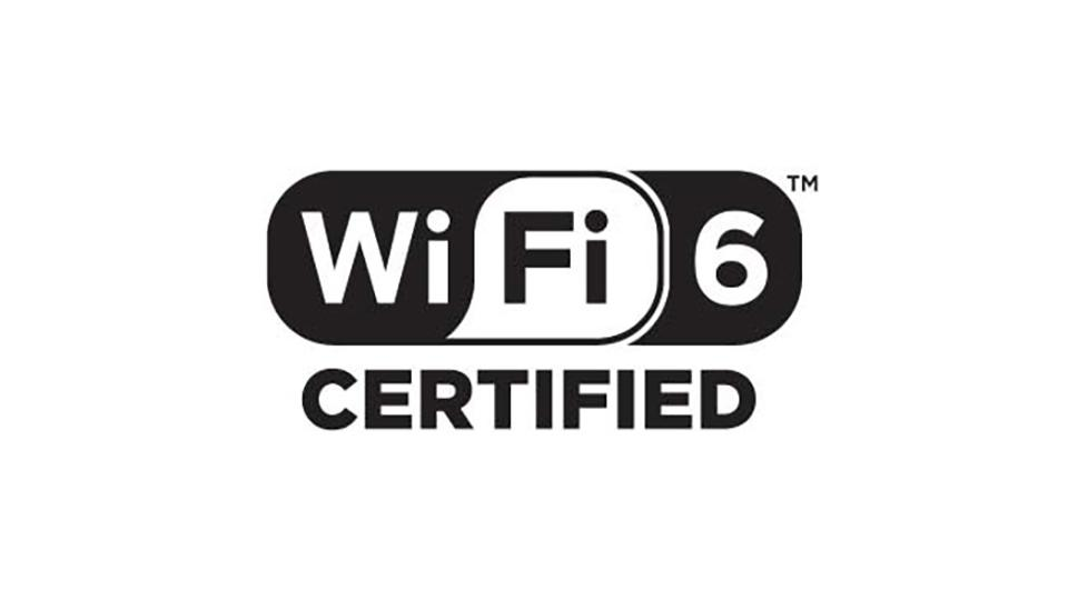 WiFi 6 official logo.