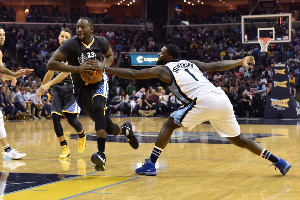 Golden State Warriors v Memphis Grizzlies