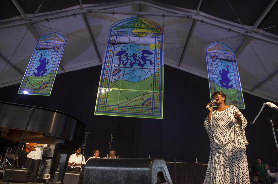 2014 New Orleans Jazz & Heritage Festival - Day 5