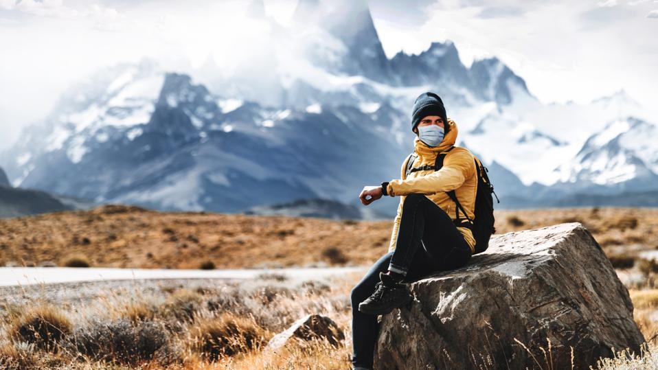 backpacking at time of corona virus
