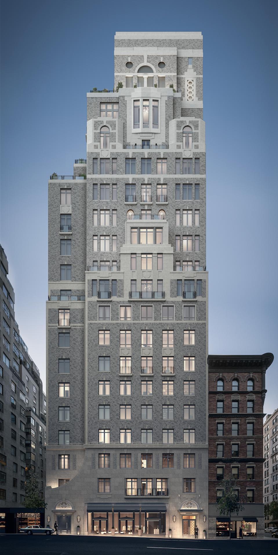 1228 Madison Avenue, New York, Carnegie Hill, Robert A.M. Stern Architects, CBSH Ironstate