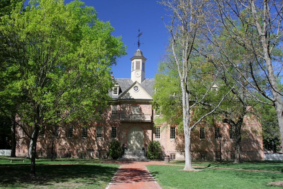 Wren Building - College of William & Mary