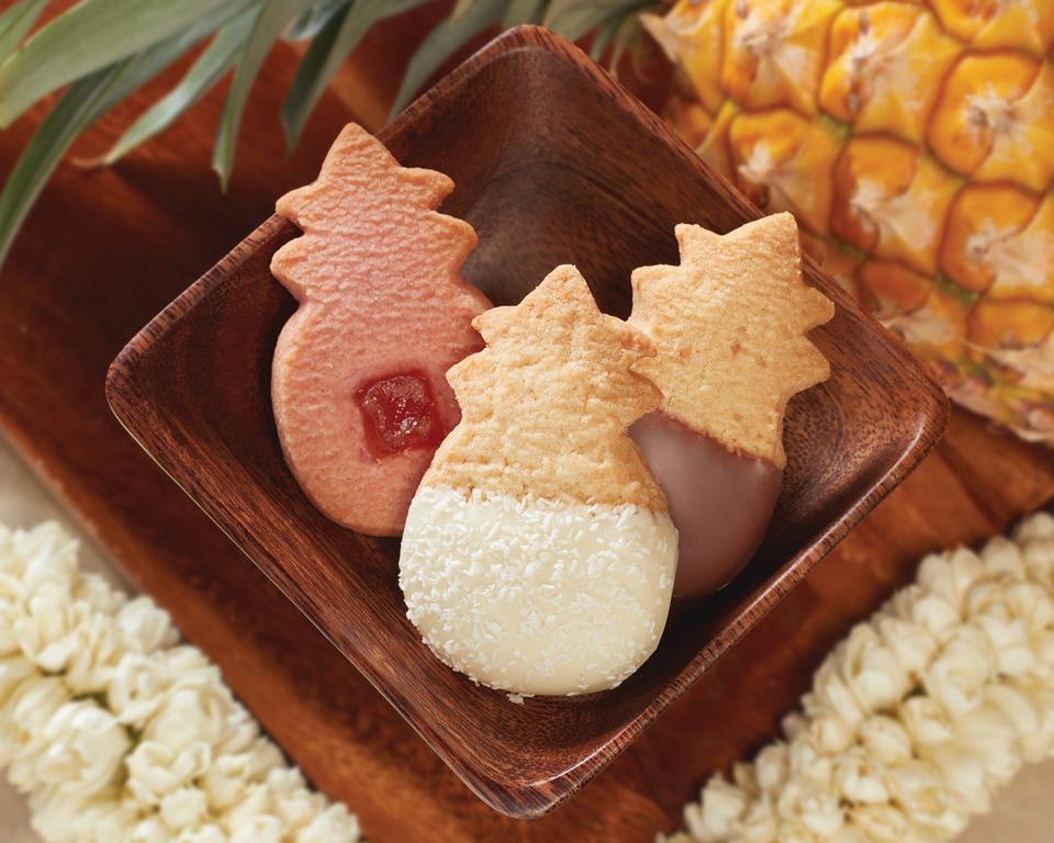 Honolulu Cookie Company cookies