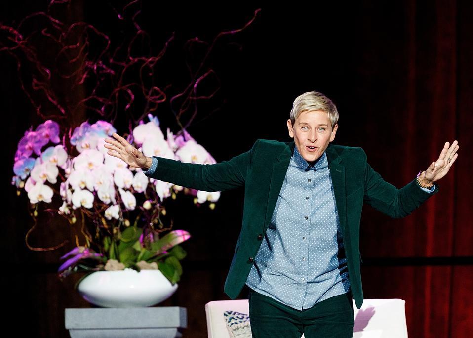 A Conversation With Ellen DeGeneres
